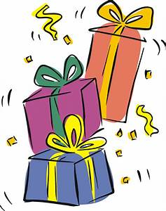 Pile Of Birthday Presents Clipart   Clipart Panda - Free ...