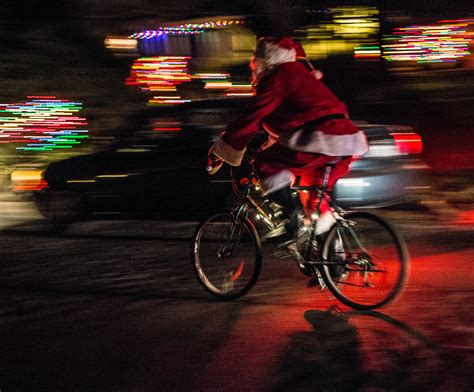 free images street night red vehicle santa sports