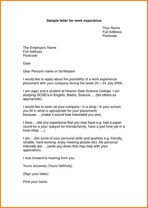 contoh surat pengalaman kerja yang baik dan benar contoh