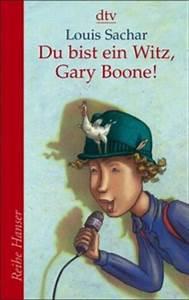 Du Bist Ein Kamener : du bist ein witz gary boone von louis sachar bei lovelybooks kinderbuch ~ Watch28wear.com Haus und Dekorationen