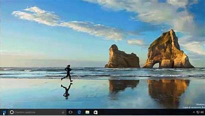 Start Windows Ridimensionare Menu Intero Schermo Visualizza