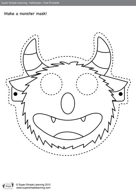 worksheet   mask super simple