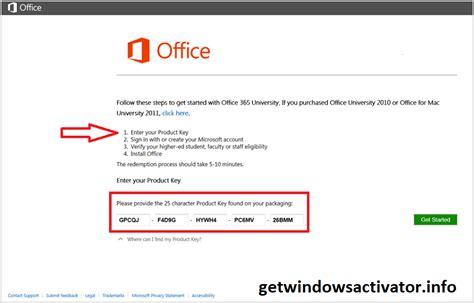 Microsoft 365 Apps For Enterprise Product Key / MS Windows ...