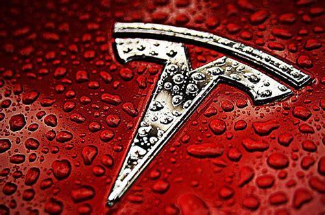 Tesla, Logo Wallpapers Hd / Desktop And Mobile Backgrounds