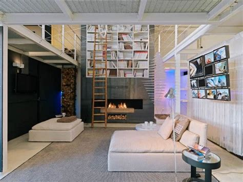 Three Creative Lofts Fit For Stylish Artists by 463 Best Images About Unique Bookshelf Designs On
