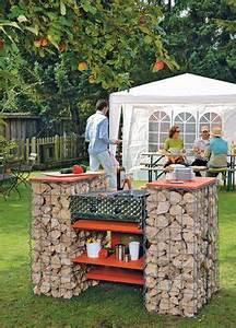Gabionen Selber Machen : grill bauen gabionen grill und grill bauen ~ Whattoseeinmadrid.com Haus und Dekorationen
