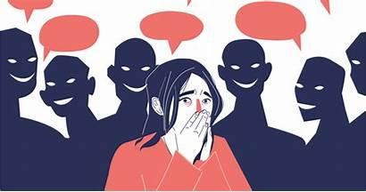 Anxiety Social Disorder Normal Mental Mengenal Disorders