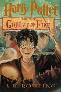 Goblet of Fire US children's edition — Harry Potter Fan Zone