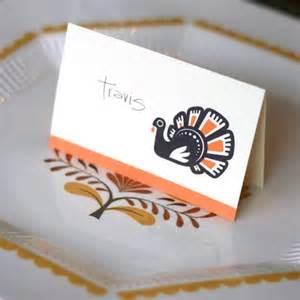 diy thanksgiving place cards printable pdf