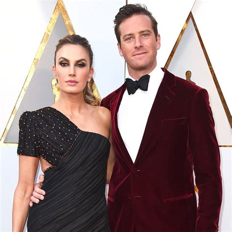 Armie Hammer Speaks Out About