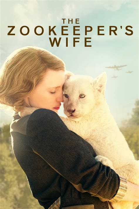 wife zookeeper posters movie film movies wiki