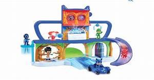 PJ Masks Headquarters Track Playset for Just $17.99! (Reg ...