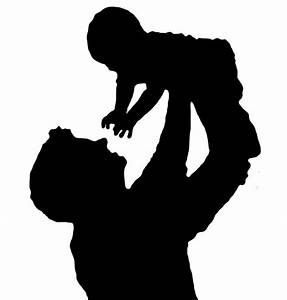 Father And Child Images - Cliparts.co