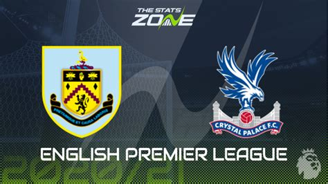 Burnley Vs Crystal Palace - Cry Vs Bur Dream11 Prediction ...