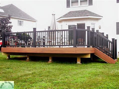 black porch railing decks blue bell ambler pa deck builders contractors