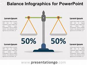 Balance Infographics For Powerpoint