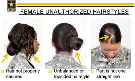 army  fire   grooming rules