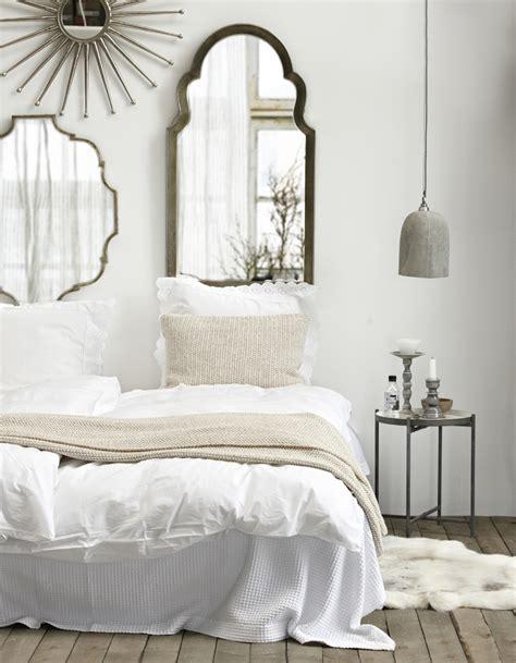 d馗oration chambre blanche la chambre blanche en 15 façons décoration
