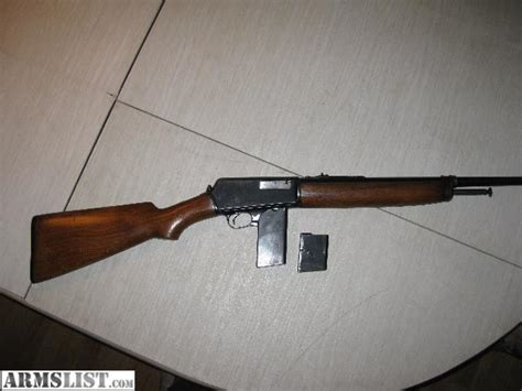 Armslist For Sale Winchester Model 1907 Sl 351 Cal