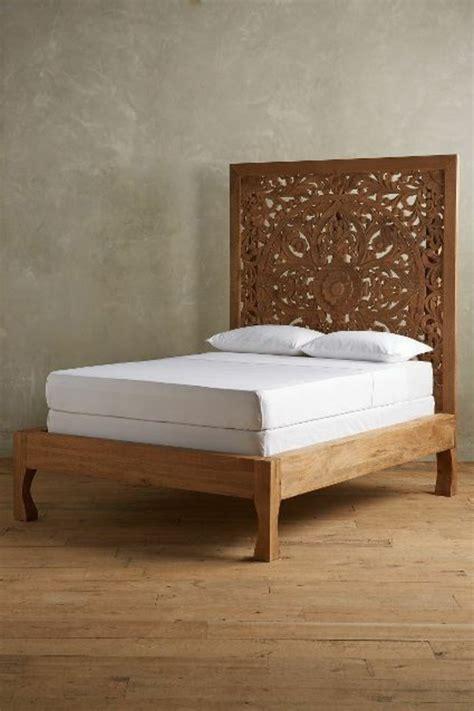 chambre à coucher originale tete de lit originale bois meilleures images d