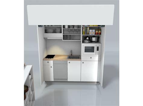 cuisine dans placard dr 244 les de concepts pour petites cuisines d 233 coration