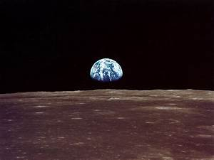 Earth seen from the moon | Earth | Pinterest