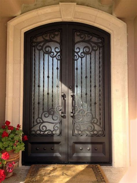 67 best images about wrought iron doors on