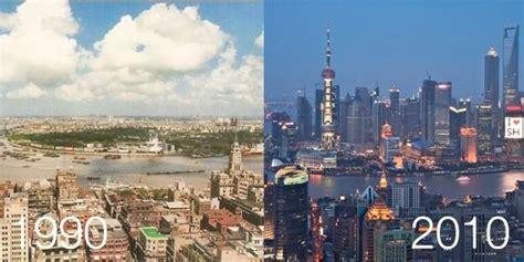 Shanghái 1990 vs Shanghái 2010 :: Ocio y cultura :: Viajes ...