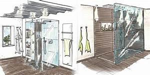 Behindertengerechtes Badezimmer Planen : dusche barrierefrei planung verschiedene ~ Michelbontemps.com Haus und Dekorationen
