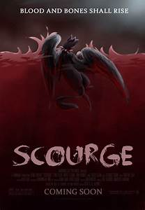 'Scourge' Movie Poster by TigerMoonCat on DeviantArt