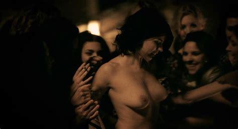 Cristina Flutur  nackt