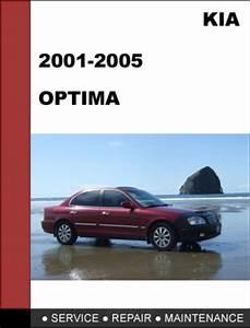 Kia Optima 2001