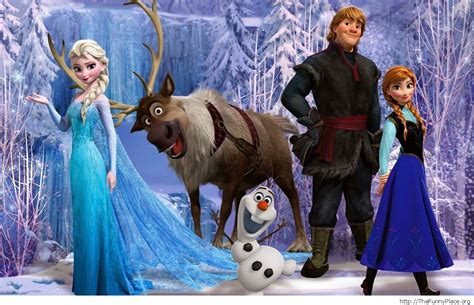 frozen wallpapers thefunnyplace