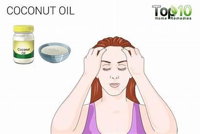 Scalp Sores Treat Oil Coconut Remedies Cuir