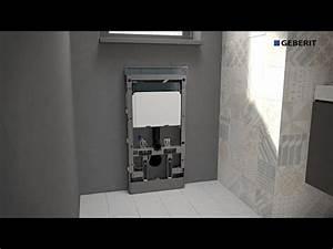 Geberit Monolith Wc : geberit monolith wc installation youtube ~ Frokenaadalensverden.com Haus und Dekorationen