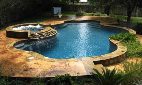 Free Form Swimming Pools  Blue Haven Pools Tulsa