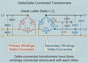Has Anyone Ever Wire A Delta To Delta Transformer