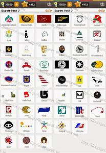 Logo Game: Guess the Brand [Expert] Pack 7 ~ Doors Geek
