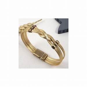 tuto bracelet cuir tresse With robe de cocktail combiné avec bracelet cuir argent