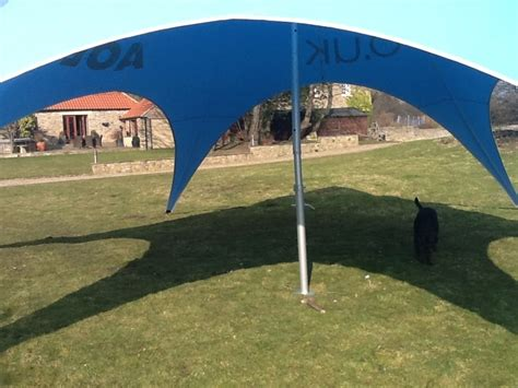 curlew secondhand marquees unusual marquees star canopy tent brompton  swale