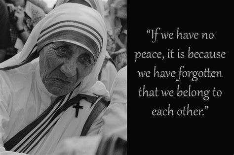mother teresas  inspiring quotes