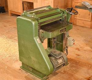 20-inch thickness planer