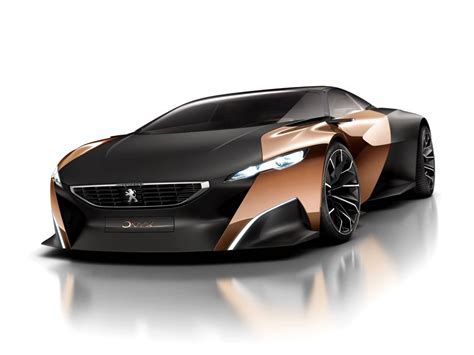 peugeot concept car 2013 peugeot onyx concept pictures news research