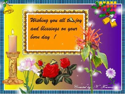 Blessings Joy Friends Birthday Ecard Customize Send