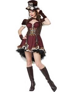 Victorian Girls Steampunk Costume