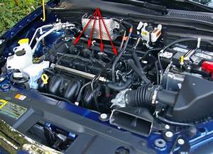 How To Change Spark Plug Wires 2002 Ford Focus