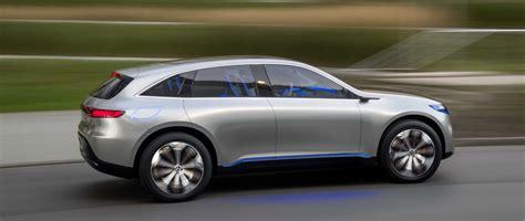 Mercedesbenz Concept Eq The Electric Suv Of The Future