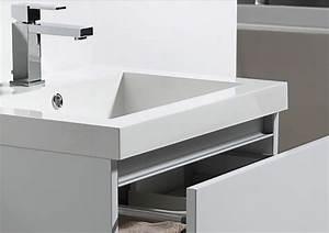 Meuble Vasque 60 : meuble vasque hotel duo 60 meuble salle de bain pas cher ~ Teatrodelosmanantiales.com Idées de Décoration