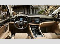Nuova Touareg – Il SUV potente ed elegante Volkswagen