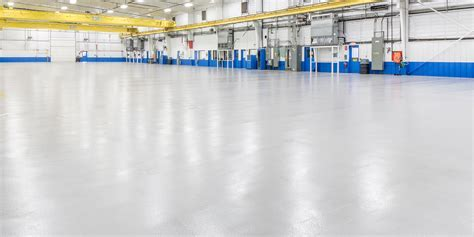 Industrial Commercial Flooring Epoxy Floor Systems Resin